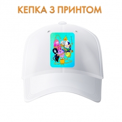 Кепка Adventure Time Characters art.100286