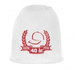 Cotton-Fleece Beanie