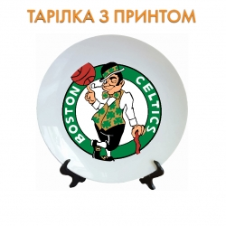 Тарелок Boston Celtics