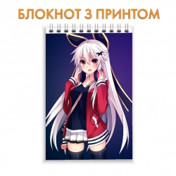 Блокнот Kantai Collection Cute Shoukaku