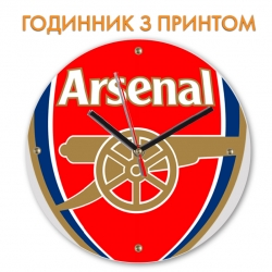 Часы Arsenal logo