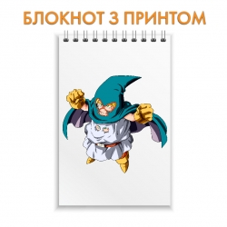 Блокнот Dragon ball Superhero