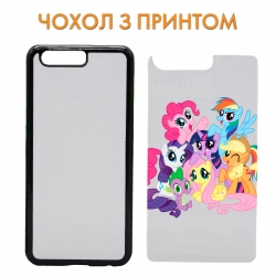 Чехол My Little Pony Heroes art