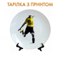 Тарелок Football player