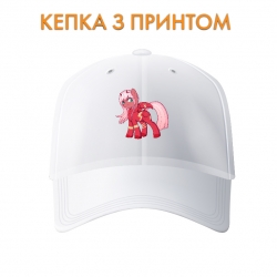 Кепка  Darling in the FranXX MLP Edition