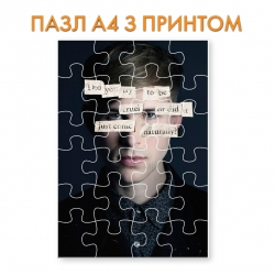 Пазл  13 Reasons Why Ryan