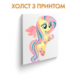 Холст My Little Pony Cute Fluttershy