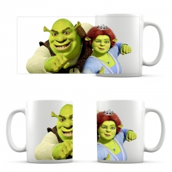 Shrek and Fiona Cup
