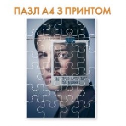 Пазл  13 Reasons Why Clay Jensen