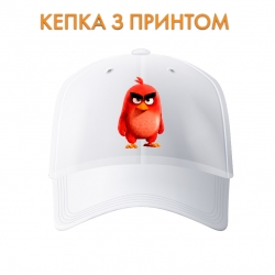 Кепка Angry Birds Red Bird