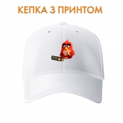 Кепка Angry Birds Red Bird With Sandwich