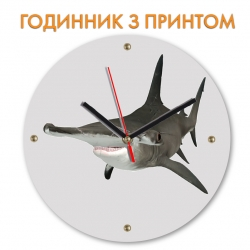 Часы Shark with funny nose
