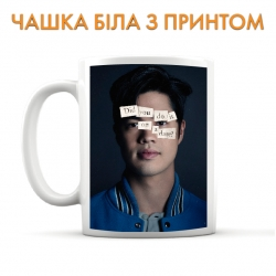 Чашка 13 Reasons Why Zach Dempsey
