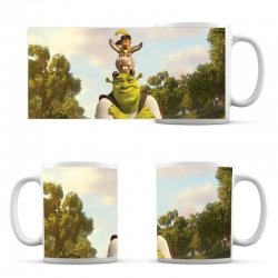 Shrek Cup and Friends