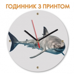 Часы Shark with sharp teeth