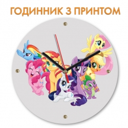 Часы My Little Pony Universe