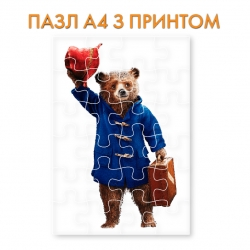 Пазл  Paddington Hero
