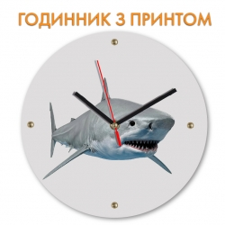 Часы White head of shark