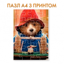 Пазл  Paddington Bear