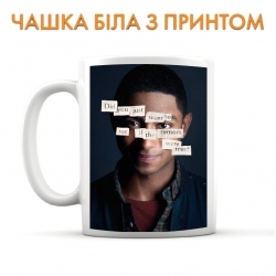 Чашка 13 Reasons Why Marcus Cole