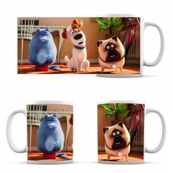 cup The Secret Life of Pets Max, Chloe and Mel