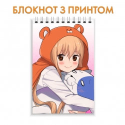 Блокнот My Two-Faced Little Sister Cute Umaru