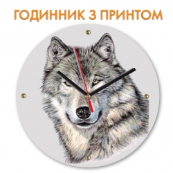Часы Head of the wolf