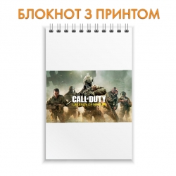 Блокнот Legends of War