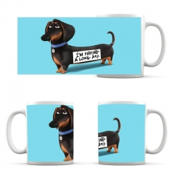 cup The Secret Life of Pets Dachshund Buddy