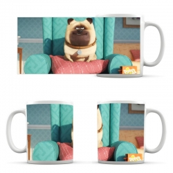 cup The Secret Life of Pets Pug Mel