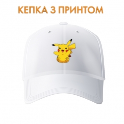 Кепка Pokemons Little Pikachu