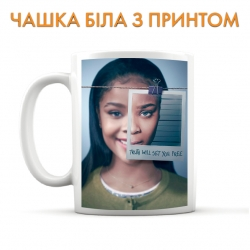 Чашка 13 Reasons Why Sheri Hero