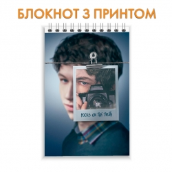 Notepad 13 Reasons Why Tyler Hero