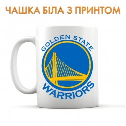 Чашка Golden State Warriors logo