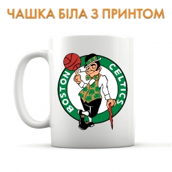Чашка Boston Celtics