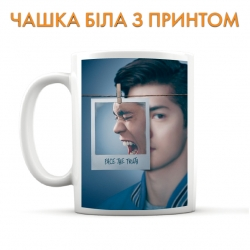 Чашка 13 Reasons Why Zach