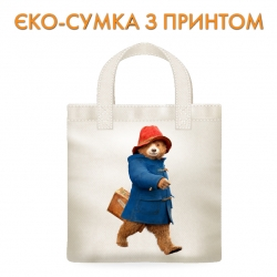 Эко-сумка Paddington Main Hero Bear