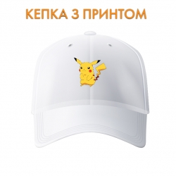Кепка Pokemons Cute Pikachu
