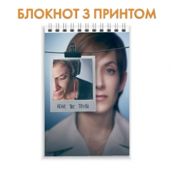 Notepad 13 Reasons Why Hear The Truth