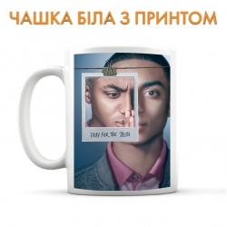 Чашка 13 Reasons Why Marcus