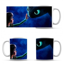 cup How to Train Your Dragon Hiccup and Dragon