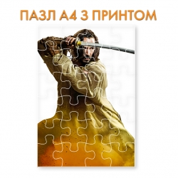 Пазл  47 Ronin Keanu Reeves Hero