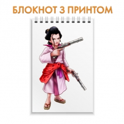 Блокнот One Piece Izo