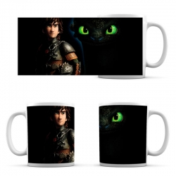 cup How to Train Your Dragon Hiccup and Toothless Dragon