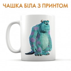 Cup Monsters Inc James P Sullivan