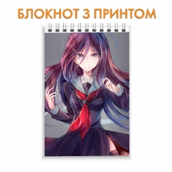 Блокнот Danganronpa Hero Girl