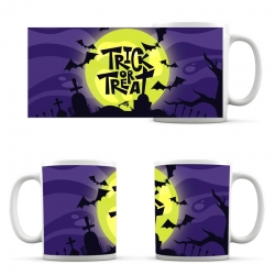 Halloween Trick or Treat Cup