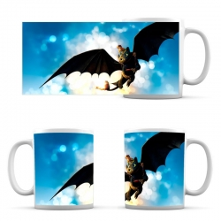 cup How to Train Your Dragon Dragon Flight