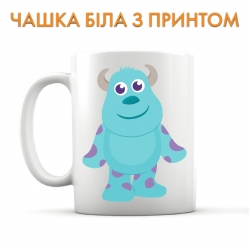 Cup Monsters Inc James P. Sullivan Cute