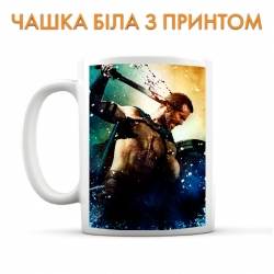 Чашка 300 Spartans Spartan Hero Print
